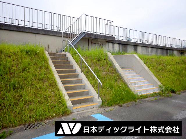 手すり・階段設置
